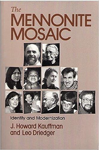 Book The Mennonite Mosaic: Identity and Modernization