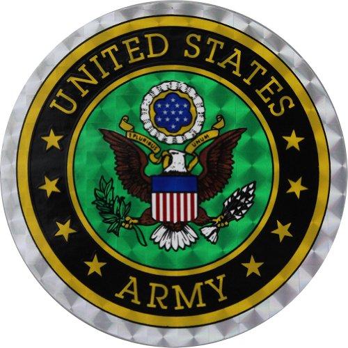 U.S. Army Large Circle Prism - Decal Prism