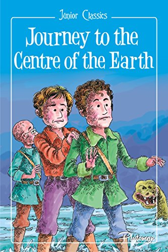 Journey to the Centre of the Earth (junior Classics)