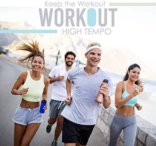 Keep the Workout High Tempo: 15 Dynamic Chillout Beats 2019 for Motivation at the Gym, Jogging Music, Morning Exercises for Better Day