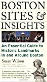 Boston Sites and Insights, Susan Wilson, 0807071358