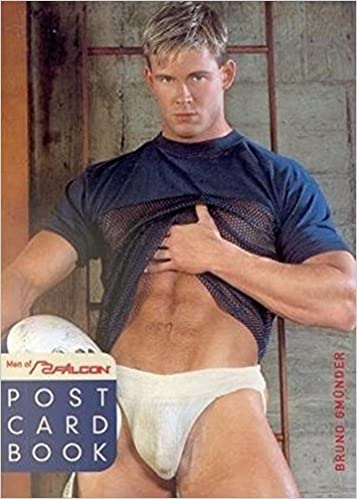 Best Of Legends Men Of Falcon Postcard Book Falcon Studios 9783861871514 Amazon Com Books