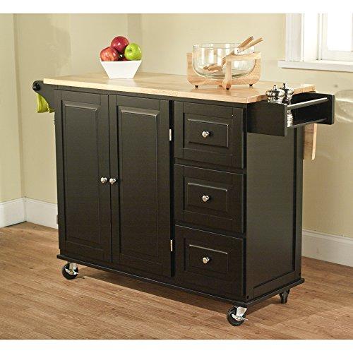 Kitchen Cart Workstation - 8