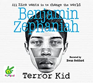 Terror Kid Audiobook