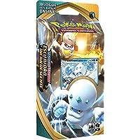 Starter Deck Pokémon Darmanitan de Galar Espada e Escudo 3 Escuridão Incandescente