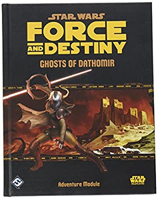 Star Wars: Force and Destiny RPG - Ghosts Of Dathomir