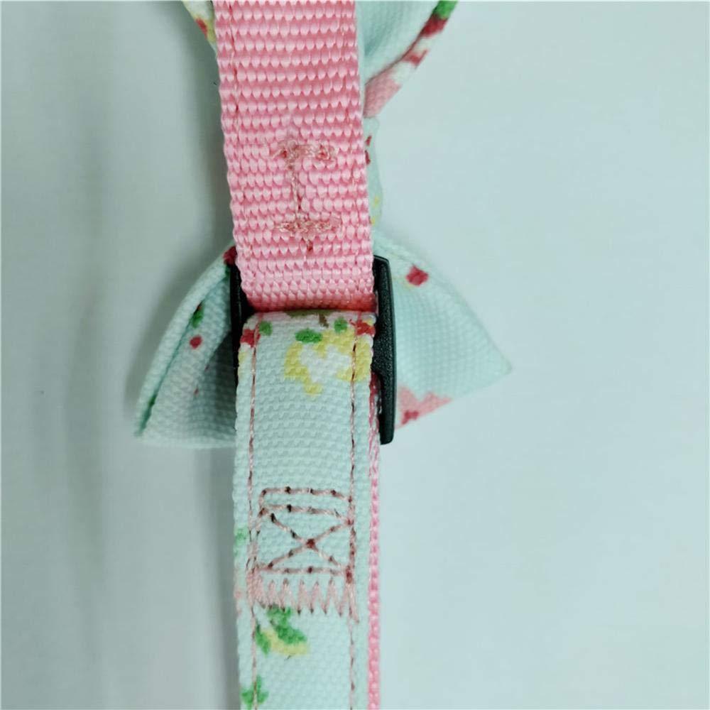 Daeou Collari per cani Cane di nodo farfalla in in in nylon con corda di trazione della corda tirata regolabile 62d4d7