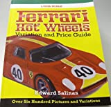 1/64th Scale Ferrari Hot Wheels Variation and Price