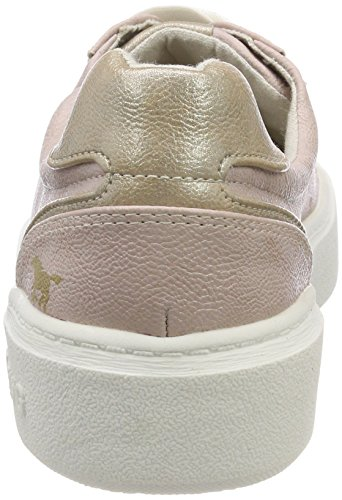 Mustang 1268 302 Eu rose Rouge 46 Sneakers Basses 555 Femme HHBrqx4wd