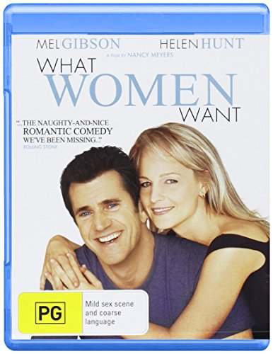 What Woment Want [Blu-ray]