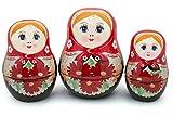 UNAMOI Matryoshka ceramic Measuring Cups, Daisy, Set of - Best Reviews Guide