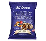 180 Snacks Blueberry Pomegranate Clusters 1 oz .- Box of 10 Review