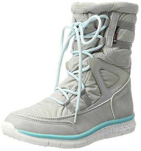 ONeill Damen Zephyr Lt Snowboot W Nylon Schneestiefel Grau (Light Grey)