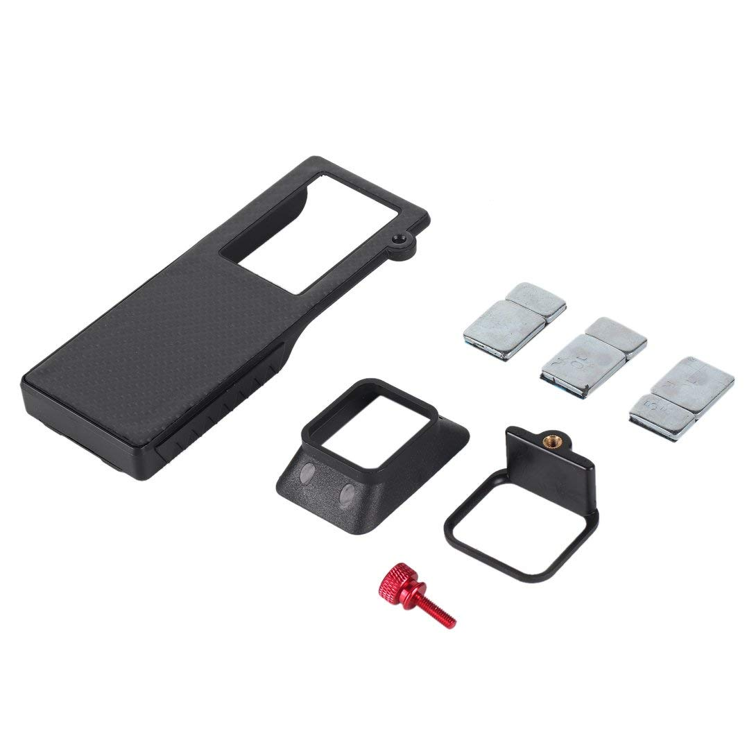 Swiftswan Lightweight Aluminum Alloy Adapter Switch Mount Plate For DJI OSMO Mobile Phone Gimbal for Gopro 5