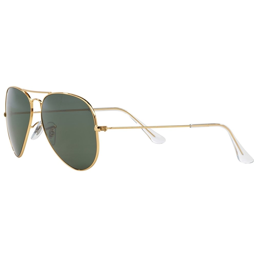 194ec702ec1 Amazon.com  Ray Ban RB3025 Aviator Sunglasses-001 58 Gold Gold (Green Polar  Lens)-58mm  RAY BAN  Shoes
