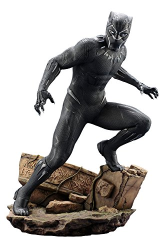 Kotobukiya ARTFX Black Panther - BLACK PANTHER - 1/6 scale PVC painted pre-assembled figure 1/6 Pre Painted Pvc Figure
