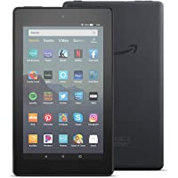 "Fire 7 Tablet (7"" display, 16 GB) - Black"