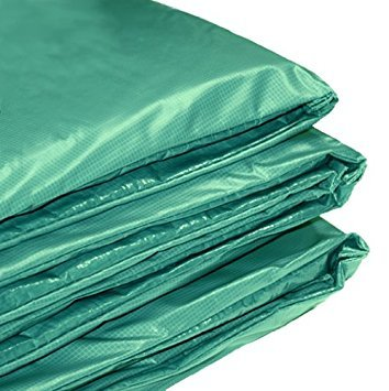 8' NEW DELUXE GREEN VINYL TRAMPOLINE PAD - $99 VALUE!!! by Trampoline Depot (Image #5)