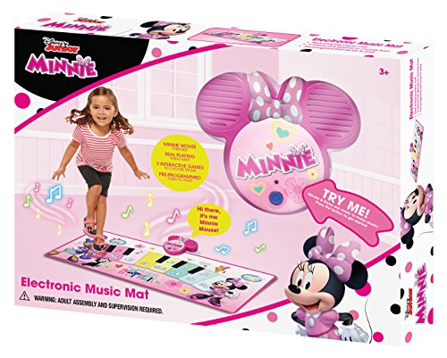 Minnie Mouse Together is Better Electronic Music Mat Play by Minnie Mouse (Image #3)