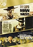 Man of the West/ Red River/ Return of the Magnificent Seven by MGM