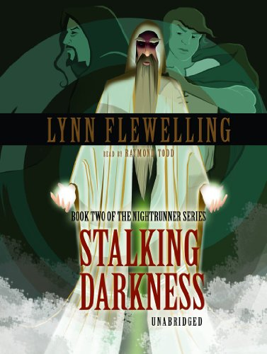 Stalking Darkness: Library Edition (Nightrunner) by Blackstone Audio Inc