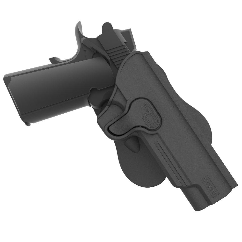 Polymer Colt 1911 Paddle Holster Auslöser verstellbar nicht ...