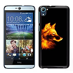 Stuss Case / Funda Carcasa protectora - The Raging Lion - HTC Desire D826
