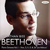 Beethoven: Piano Sonatas Vol.1