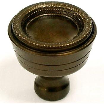 Top Knobs M949  Caspian Knob Bronze