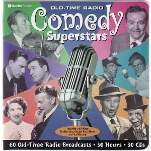 Radio Shows: Old Time Comedy Supers