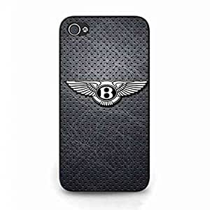 Luxury Brand Funda For iPhone 4/iPhone 4S Bently Cover Funda