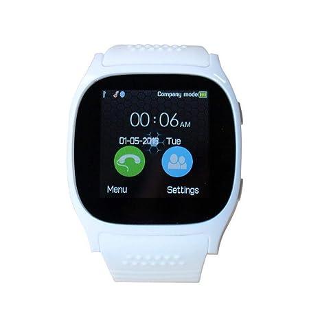begorey Smart Watch Soporte Tarjeta SIM Llamar Podómetro ...