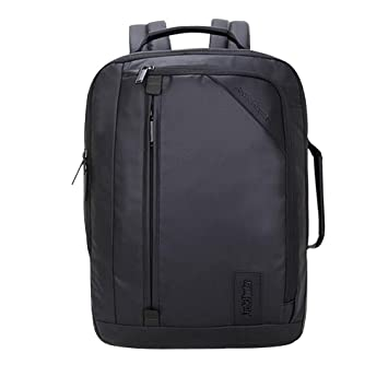 Laptop Backpack Rucksack Black - Arctic Hunter Waterproof Backpack ...