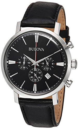Bulova Men Chronograph Watch - 8
