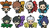 Katekyo Hitman REBORN! Seriflover mascot BOX products 1 BOX = 8 pieces, all eight