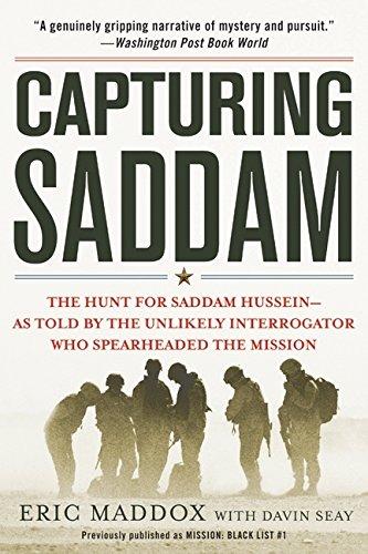 Capturing Saddam
