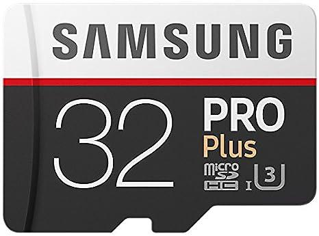 Samsung Tarjeta de Memoria microSDHC UHS-1, Clase de ...