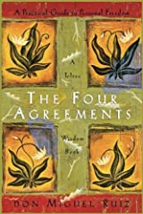 In The Four Agreements, bestselling author don Miguel Ruiz reveals the source of self-limiting beliefs that rob us of joy and create needless suffering. Based on ancient Toltec wisdom, The Four Agreements offer a powerful code of conduct that...