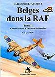 Les Belges dans la RAF, Jean-Louis Roba, 9058680347