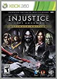 Injustice Gods Among Us - Xbox 360 Ultimate Edition