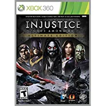 Injustice Gods Among Us Ultimate Edition - Xbox 360