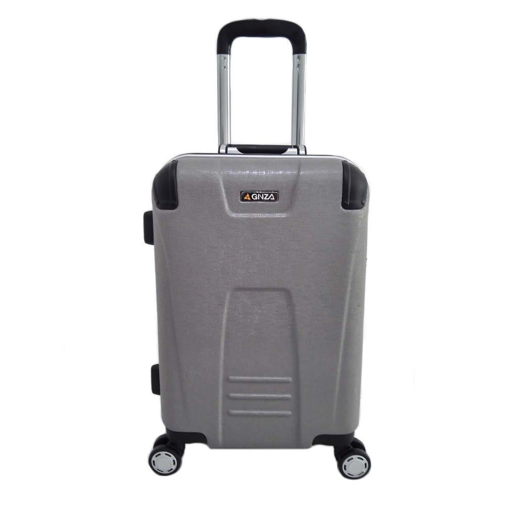 スーツケース 大型 フレーム キャリーケース キャリーバッグ TSAロック 大容量 Lサイズ A8759 大型、Lサイズ グレイ(マット) B072Q471HD