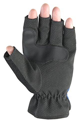 Wells Sport Gloves, Back, Elasticized Medium