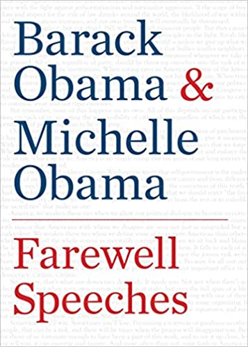 Amazon com: Farewell Speeches (9781612196886): Barack Obama