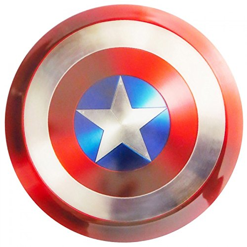 Dynamic Discs DyeMax Captain America Fuzion Truth 170-175g