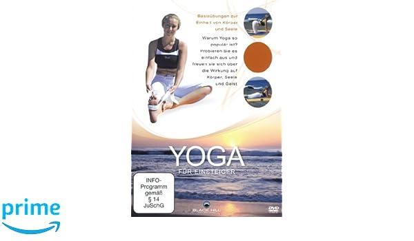 Yoga für Einsteiger [Alemania] [DVD]: Amazon.es: Susan ...