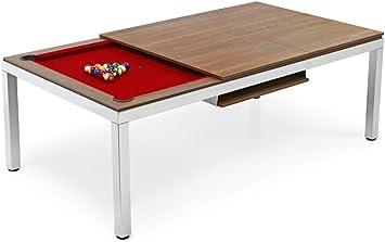 Mesa de billar carambola Fas Convertible tapa mesa comedor art. Cube: Amazon.es: Hogar