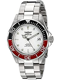 Invicta Men's 9404SYB Pro Diver Automatic Self-Wind Stainless Steel Watch