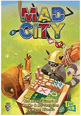 Mad City: Plan as Fast as You Can: Amazon.es: Juguetes y juegos