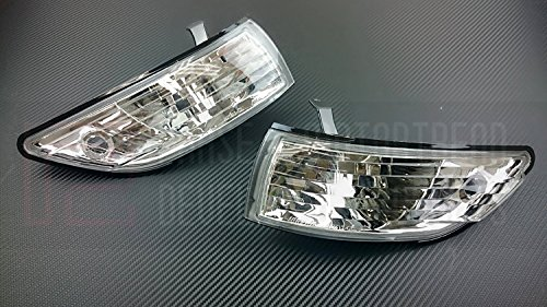 P2M JDM Nissan S13 Silvia Front Headlight Corner Lights P2-NPS13FCL01-JY